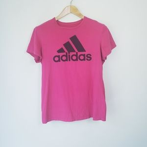 Adidas The Go-To Tee T-Shirt Casual Activewear Active Gym Athleisure Loungewear